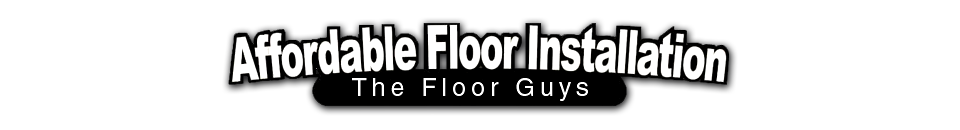 Affordable Floor Installation
